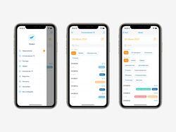 Согласование обслуживания ТС клиента в iOS
