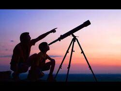 """Исследовательский проект """"Телескоп своими руками"""""""