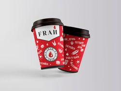 стакан для кофейни