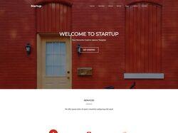 Адаптивная верстка Startup