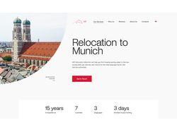 ASF-Relocation / Website Design