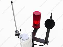 Мониторинг издаваймого шума с амолетами