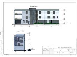 Эскизный проект офисного здания №2