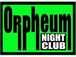 Логотип ночного клуба Орфей