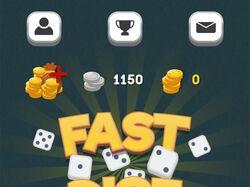 Игра Fast Dice - мобильный онлайн покер на костях
