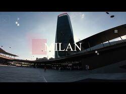 MILAN - travel video