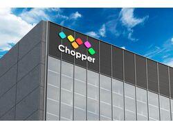 Фирменный стиль для компании Chopper