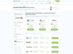 Редизайн платформы https://bankiros.ru/