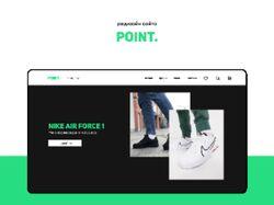 Редизайн интернет-магазина Point.