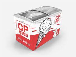 Дизайн холодильника для мороженного