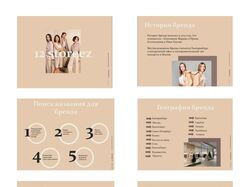 Пробная презентация для бренда 12 Storeez