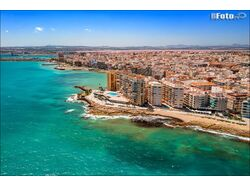 Аэрофотосъемка в Испании с дрона, фото и видео