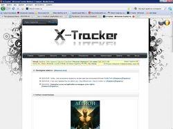 X-Tracker - BitTorrent Tracker Moldova