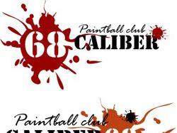 Логотип пейнтбольного клуба