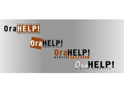 Логотип компании OraHelp (вариации)