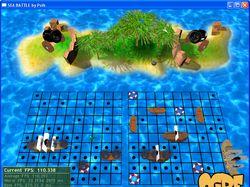 Морской бой (на конкурс ogre3d.ru)
