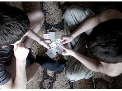 Игра в карты с самим собой