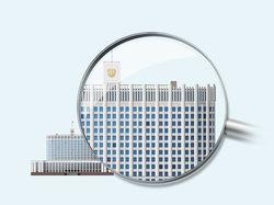Серия изображений гос. учереждений Москвы
