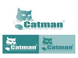 """Логотип """"Catman"""""""