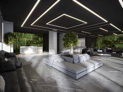 Дизайн ресепшена 250 квм в городе Санкт-Петербург