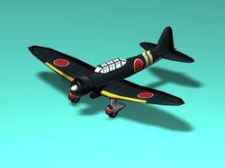 Бомбардировщик Aichi D3A
