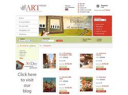 Интернет магазин www.denis-art.com