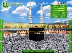 Дизайн мусульманского сайта