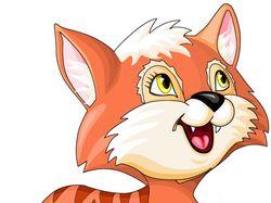 Векторный рисунок для сайта ветеринарной клиники