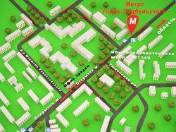 Карта проезда для сайта