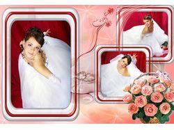 Свадебный коллаж 02