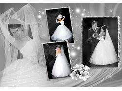 Свадебный коллаж 03