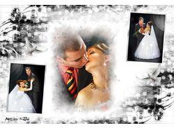 Свадебный коллаж 05