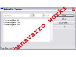 Сканер портов