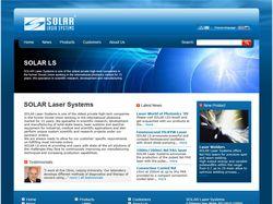 Solar LS - производитель лазерной техники.