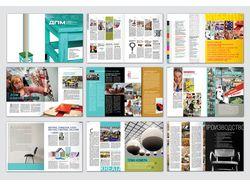 """Журнал """"Дизайн и производство мебели (90 стр.)"""