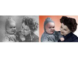 Пример восстановления фотографии