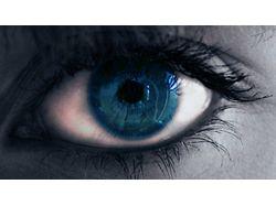 Шикарный глаз