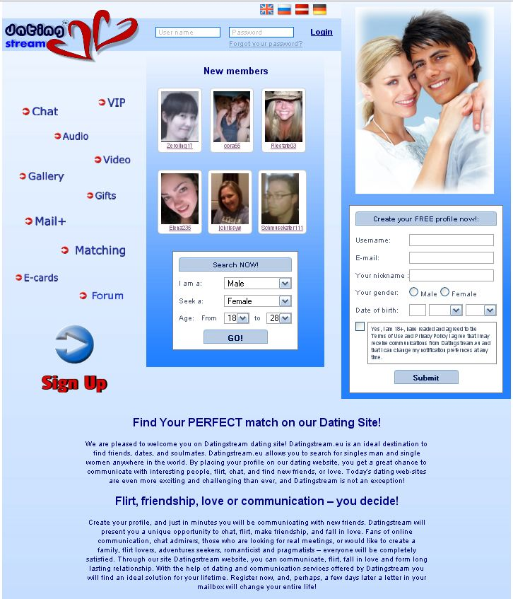 free dating site in sa news Elitesinglescoza dating » join one of south africa's best online dating sites for single professionals meet smart, single men and women in your city try for free i am a woman man  elitesingles is the right dating site for you our matchmaking principle is based on the belief that finding a compatible partner – genuinely suiting your.