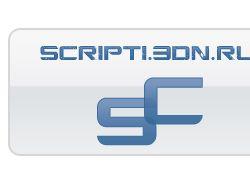 Шапка для scripti.3dn.ru