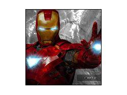 Аватар для FrOx в стиле Iron Man 2