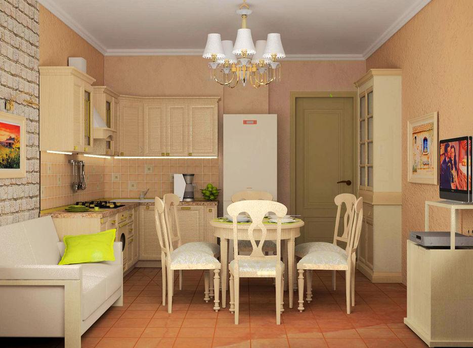 дизайн кухни фото 2015 современные идеи 12 кв м с диваном фото