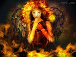 Огненный ангел