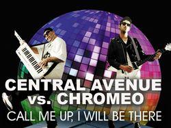 Обложка для Central Avenue vs. Chromeo