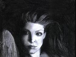 Портрет неизвестной актрисы