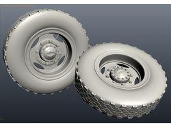 ZIL Wheel