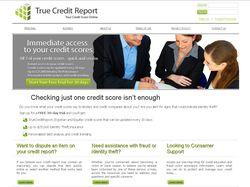 Сайт финансовой компании