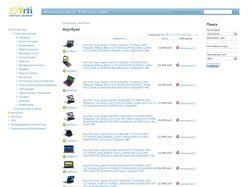 Сайт на подобе Яндекс маркет