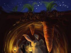 Кроличье щастье