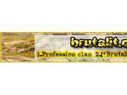 Большой баннер для [Brutaliti]*TM