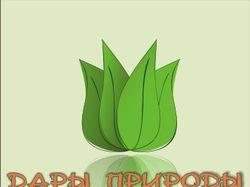 Лого для компании спец. на лекарственных растениях
